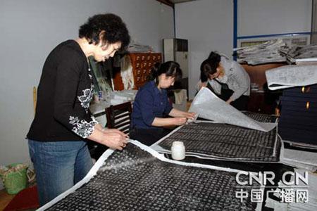 西安碑林博物馆将向台湾中台禅寺大规模赠送碑石拓本