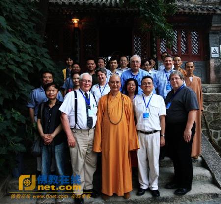 佛教在线北京讯 2011年7月28日,