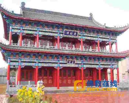 藏经楼 天龙禅寺