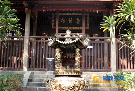广东:潮州开元寺